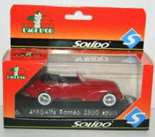 Véhicules miniatures Solido, Alfa Romeo, 1:43