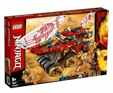 Brand New Sealed LEGO Ninjago Land Bounty (70677)
