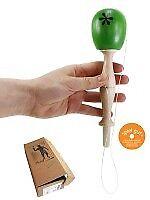 Ticayo Kugelfangspiel TicToys Holzspielzeug