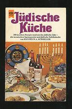 Heyne Rezeptbuch Schoeller Jüdische Küche 200 koschere mosaischen Speisegesetze