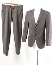 TOMMY HILFIGER Anzug Gr. 48 / S 100% Wolle Sakko Hose Business Suit