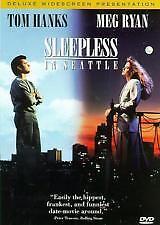 SLEEPLESS IN SEATTLE  (Tom Hanks, Meg Ryan, Ross Malinger, Rita Wilson) DVD
