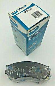 DB1281 GCT Bendix Front Brake Pads For Nissan NX/NXR Pulsar N15 95-00 GTi 95-01