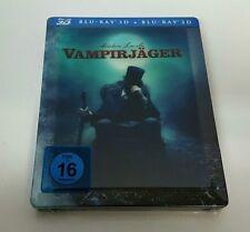 Abraham Lincoln - Vampirjäger Lenticular 3D Blu-ray Steelbook