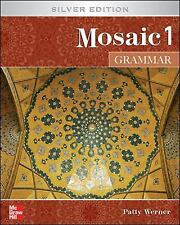 Mosaic Level 1 Grammar Student Book (Interactions/Mosaic Silver Editions), Werne