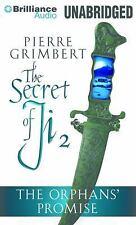 The Secret of Ji: The Orphans' Promise 2 by Pierre Grimbert (2015, CD,...