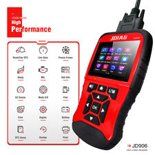 JDiag JD906 Car Diagnostic Tool Code Reader OBD2 Automotive Scanner ABS V4B5