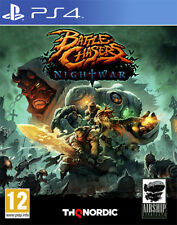 Battle Chasers Nightwar PS4 Playstation 4 IT IMPORT THQ