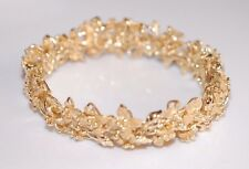 "14K Yellow Gold ""Statement"" Bracelet - 6.75"" - 44.1 grams of Gold!"