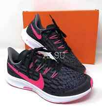 Nike Air Zoom Pegasus 36 GS Black Pink y/Women's All Sizes Sneakers  AR4149 062