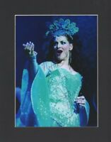 JODIE PRENGER SPAMALOT ORIGINAL HAND SIGNED 10X8 MOUNTED AUTOGRAPH PHOTO & COA