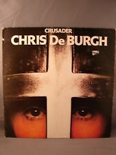 LP CHRIS DE BURGH CRUSADER 1979 MISLABELED AS SQUEEZE PROMO USED VINYL ALBUM A&M
