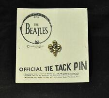 BEATLES FOUR HEADS TIE TAC NEMS 1964 ON CARD