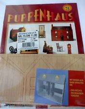 Del Prado Puppenhaus rote Serie Heft 75 / NEU / OVP / Maßstab 1:12 / Spielhaus