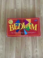 VINTAGE 1996 BEDLAM BOARD GAME BY DRUMOND PARK COMPLETE LOVELY CONDITION 8+