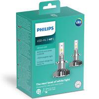 PHILIPS H7 LAMPADE LED X-treme Ultinon LED 6200K +200% 12V 11972ULWX2
