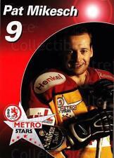 2003-04 German DEG Metro Stars Postcards #14 Pat Mikesch