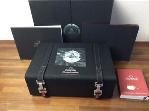 Omega Speedmaster Professional Moonwatch Presentation Box