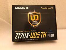 Gigabyte LGA1151 Intel Z170 ATX DDR4 Motherboards GA-Z170X-UD5 TH