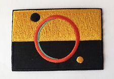 Mars Flag Iron-On Patch