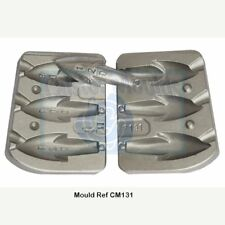 Mould for Beach casting leads also suitable for  LRF pier and shore fishing