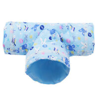 Fashion Small Pet Tunnel Animal Rabbit Cartoon Print Hamster Guinea Pig Toys QL