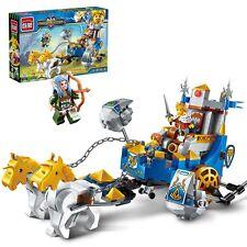 Building Blocks Kits Toys War of Glory Chariots of Kings ENLIGHTEN QM2309 246PCS