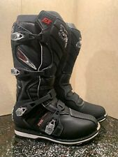 Fox Racing F3 Motocross MX Riding Boots Size 8