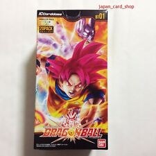 22992 AIR BT01 IC Carddass Dragon Ball Vol.1 Booster Pack 20Packs BOX