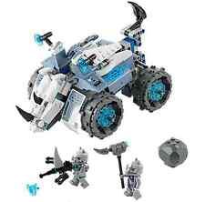LEGO CHIMA VEHICULO Y 2 MINIFIGURAS RINO 70131 JUGUETE SIN CAJA NO BOX