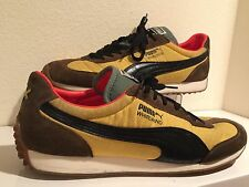 PUMA Whirlwind USAIN BOLT JAMAICA Olympic Gold running Shoes MEN's Sz 11 track