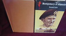Montgomery of ALAMEIN Ronald SETH.  1961 HbDj  Red Lion Lives Series  #11  RARE!