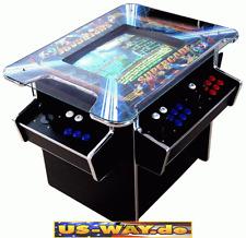 G70 Classic Arcade Cocktail Tisch Games Machine Jamma Spielautomat 1293 Spiele