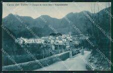 Salerno Cava de Tirreni Corpo di cartolina XB1571