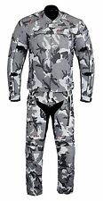 New Camo Waterproof Motorbike Motorcycle Jacket Trouser Suit Biker 2 Piece Suits