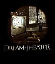 DREAM THEATER cd lgo TELEVISION Official SHIRT XL new