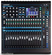 Allen & Heath QU-16 digital mixer mixing desk qu16 allen heath Chrome Edition