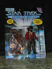 Star Trek Holodeck Series Sheriff Worf in Western Attire