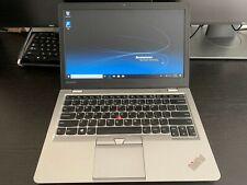 Lenovo Thinkpad 13 13.3 Laptop Intel Core i3 6th gen 8GB RAM 256GB Solid State