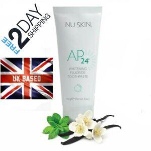 NUSKIN Toothpaste AP24 Teeth Whitening Fluoride  No Peroxide 110g