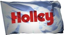 Holley Flag Banner 3x5 ft American Auto Parts Car Wall Garage