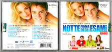 NOTTE PRIMA DEGLI ESAMI OGGI Colonna Sonora OST ( CD - 2007 ) QUEEN