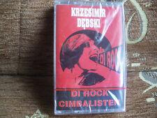 DĘBSKI NIEMEN  Di Rock Cimbalisten  CANTO MC RARE TAPE / Namysłowski Komeda Sbb