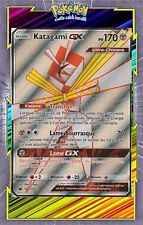 Katagami GX - SL4:Invasion Carmin - 106/111 - Carte Pokemon Neuve Française