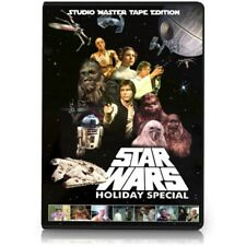 THE STAR WARS HOLIDAY SPECIAL DVD - LIFE DAY - CHEWBACCA TV CHRISTMAS XMAS X-MAS