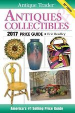 2017 Antique Trader Antiques & Collectibles Price Guide *NEW & FREE SHIPPING