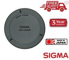 Sigma LC954-01 Tapa de Lente Cubierta Para 14mm DG HSM Lente de F1.8 Reino Unido stock
