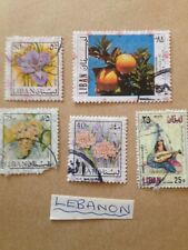 Lebanon - Stamps (check description and photos)
