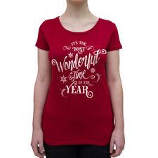 Magliette da donna a manica corta rosso