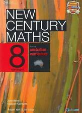 New Century Maths 8 Student Book Plus Access Card for 4 Years by Judy Binns, Ga…